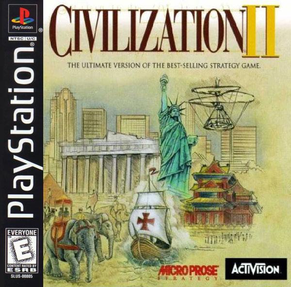 Rom PS1 Civilization 2 High Compress - Index
